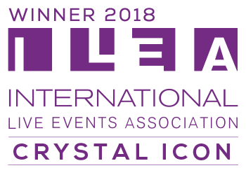 2018 ILEA International Crystal Icon Award Winner