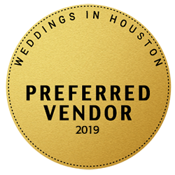 Weddings In Houston Preferred Vendor 2019